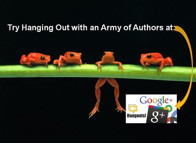 Author Hangout