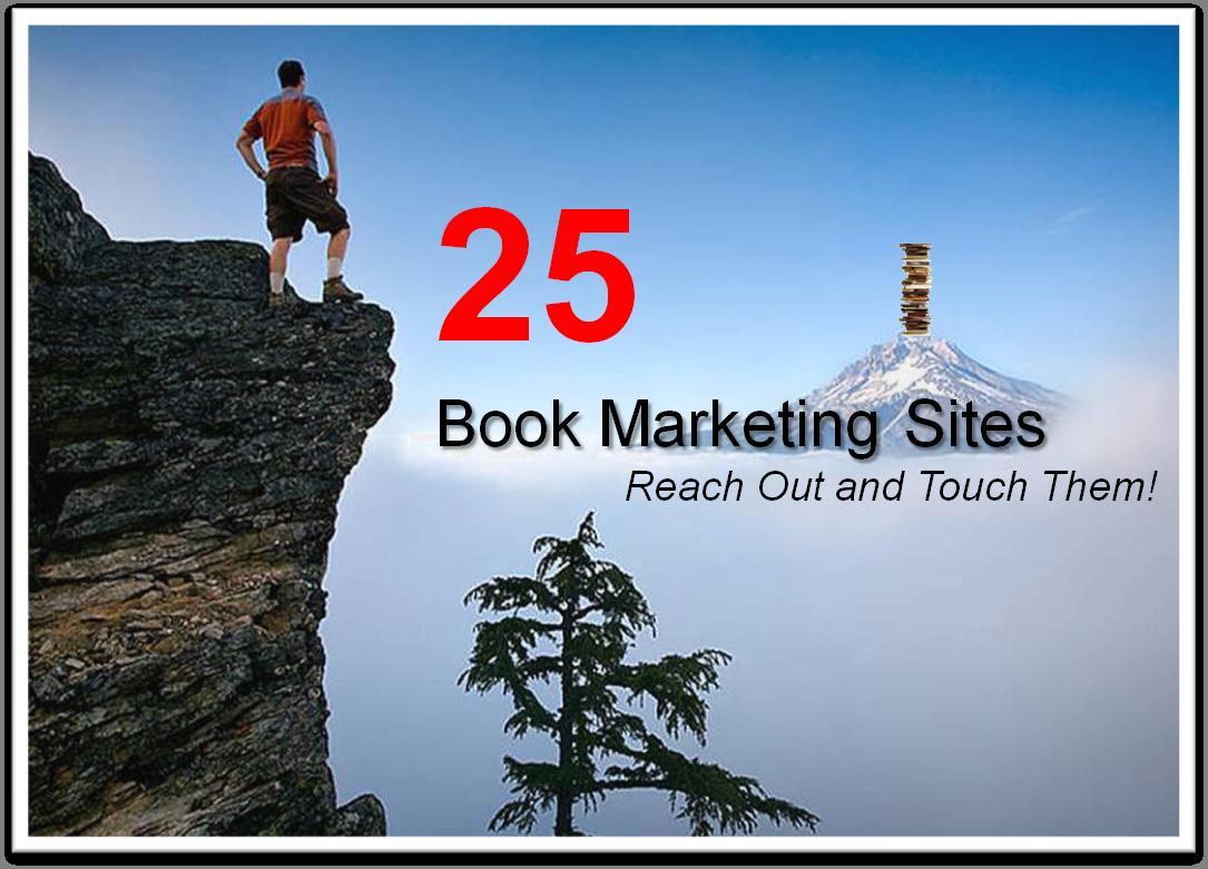 25 Author Marketing Sites